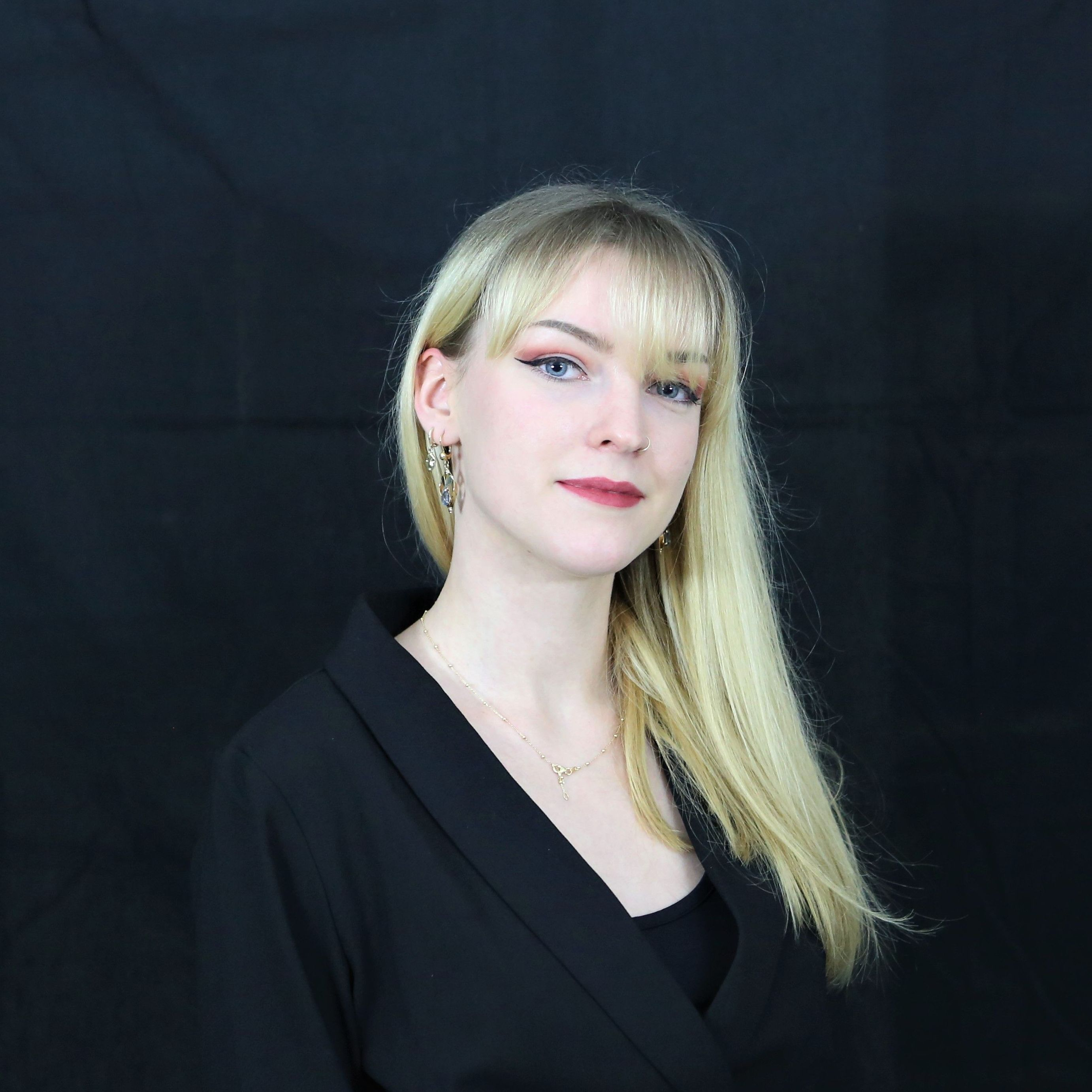 Person, Liz Meyers, our secretary